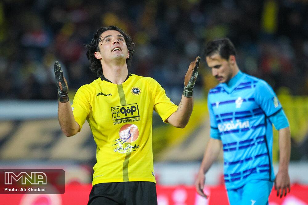 سپاهان زمانی هم که نتیجه می گرفت فوتبال خوبی ارائه نمی داد