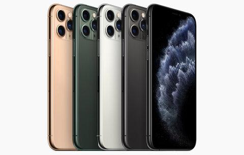 قیمت گوشیهای اپل امروز ۲۳مهرماه + جدول