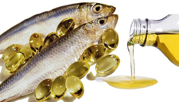 کاهش التهاب با مصرف روغن ماهی