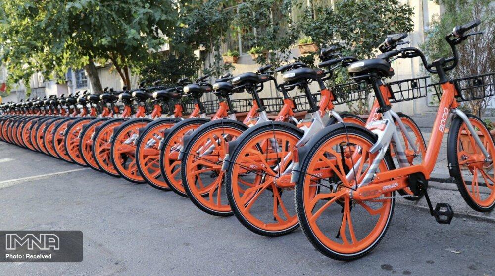 ارائه خدمات فنی رایگان به دوچرخهها در قزوین