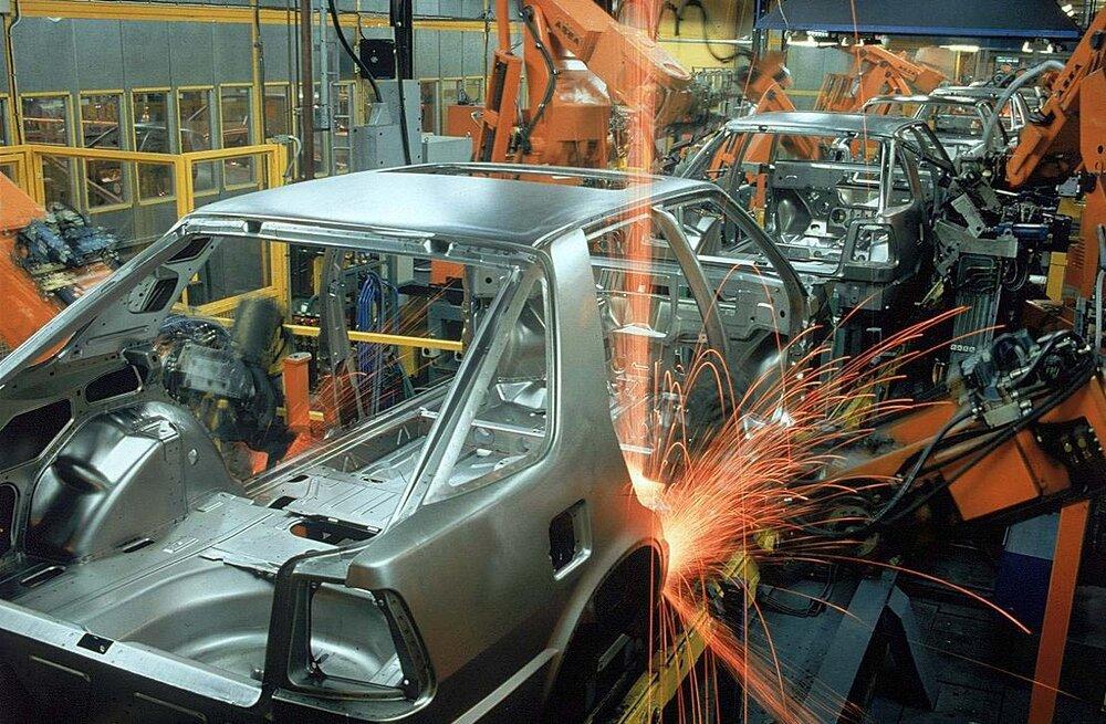 آمار روزانه تولیدات خودرویی بیش از ۴ برابر شده است