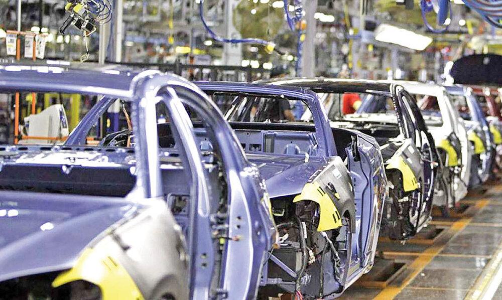 امسال حداقل یک میلیون خودرو تولید میشود