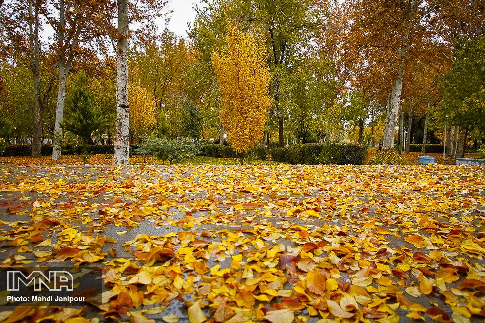 برنامههای ویژه سازمان پارکهای اصفهان برای فصل پاییز