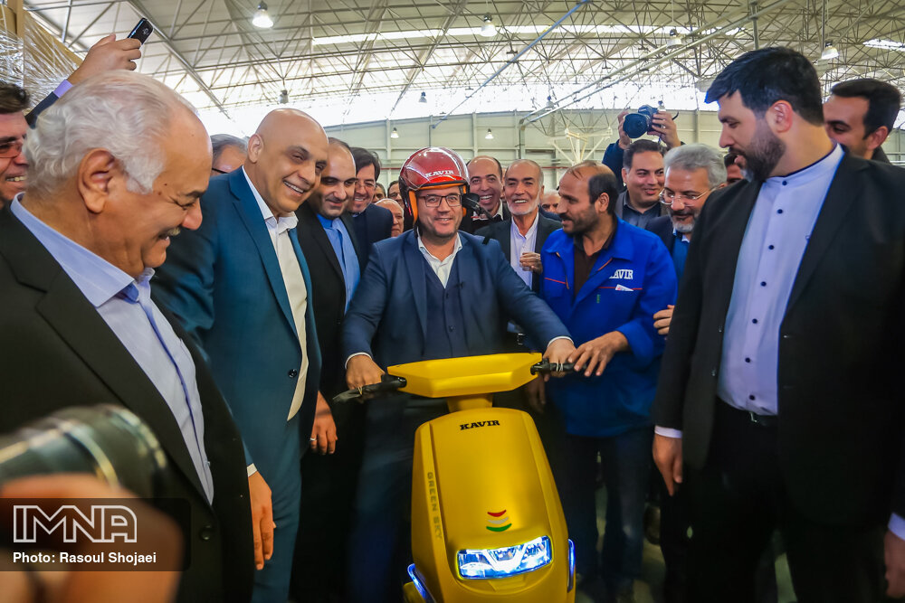 سفر وزیر صنعت،معدن و تجارت به اصفهان