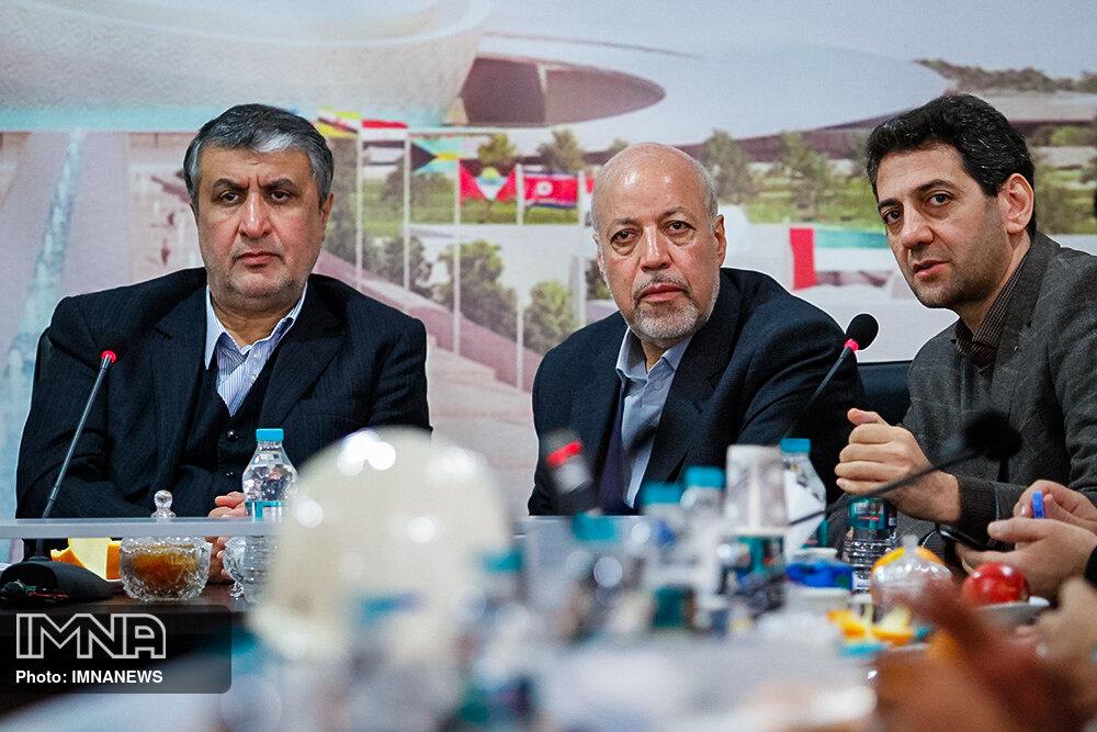 احداث سالن اجلاس اصفهان نیاز مبرم ملی است
