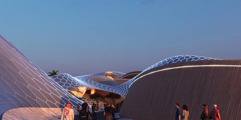 سورپرایز معماری پایدارترین شهر جهان + عکس