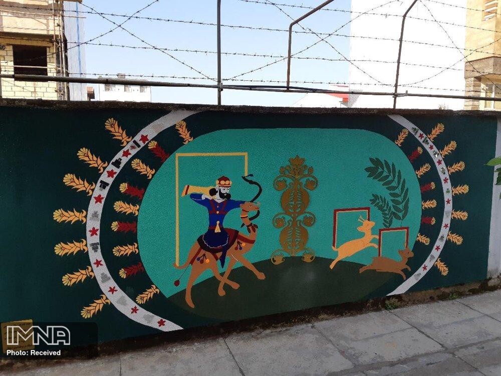 دیوارههای شهر از اصفهان میگویند