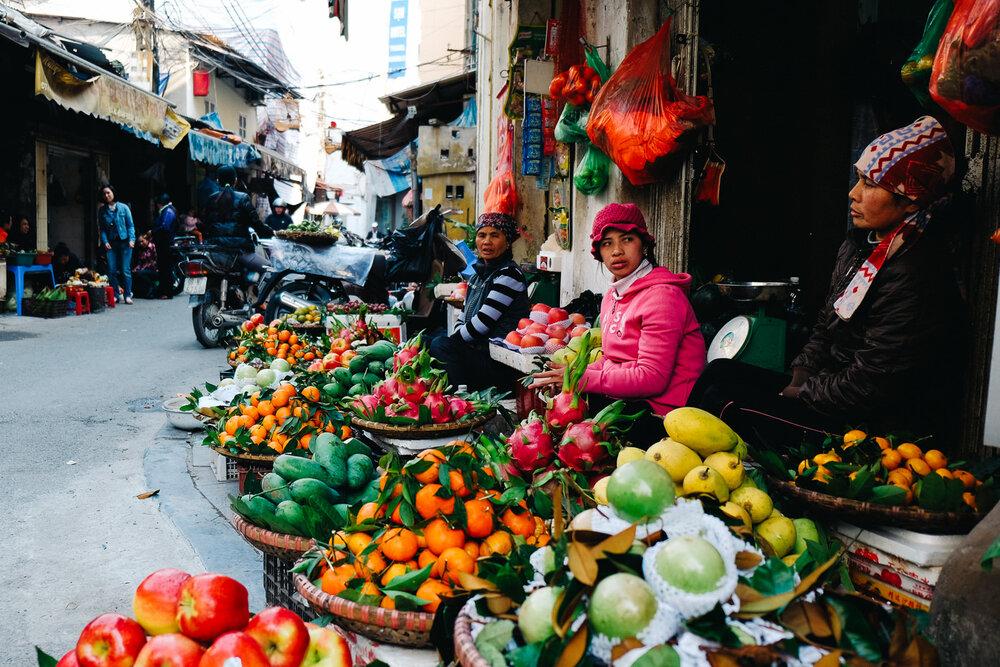 نقش بازارهای موادغذایی در شکلگیری هویت محلی جوامع