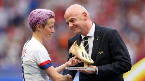 جام جهانی زنان، هر دو سال یکبار