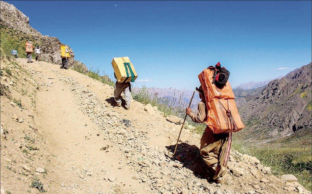 ۹ هزار شغل به کولبران استانهای مرزی اختصاص مییابد