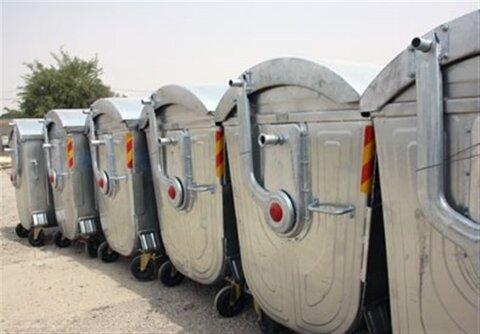 اختصاص ۱۰ میلیارد ریال اعتبار برای توسعه و نوسازی مخازن زباله در بندرعباس