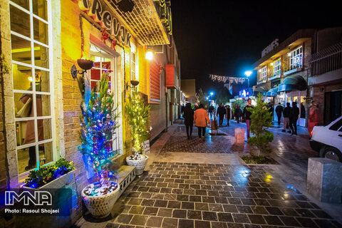 Christmas in Isfahan