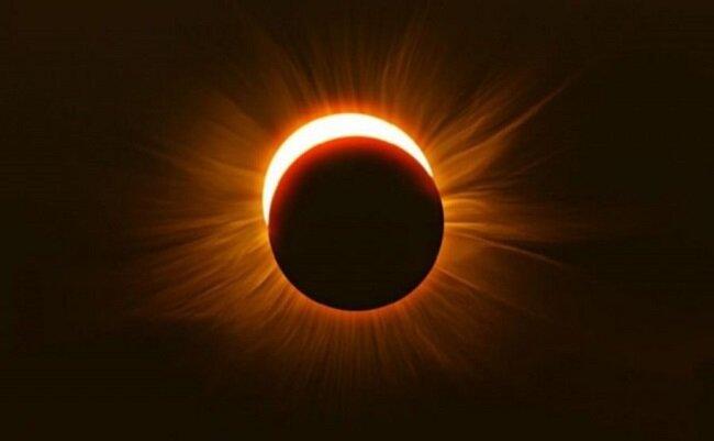 مقاصد نزدیک برای رصد خورشیدگرفتگی