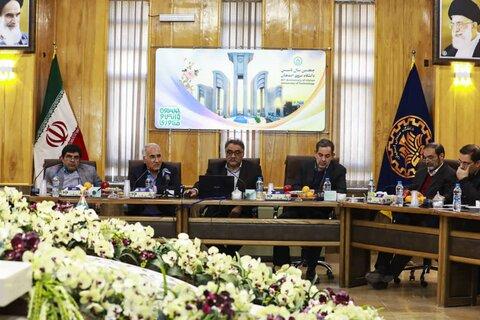 اجرای ۸۰ پروژه مشترک با شهرداری اصفهان در چهار سال
