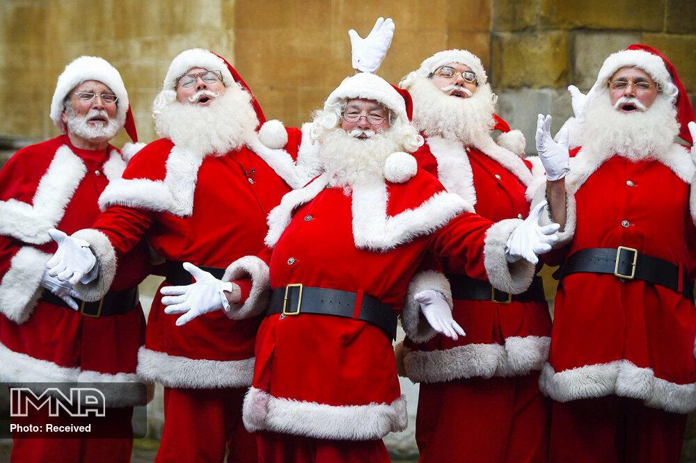 کریسمس ۲۰۲۰ در شهرهای جهان
