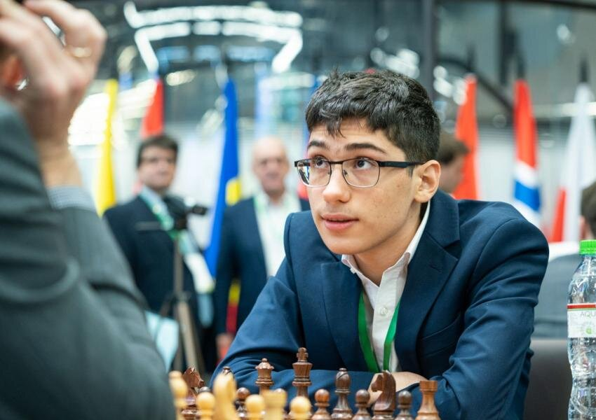 علیرضا فیروزجا، از تغییر تابعیت تا نائب قهرمانی مسابقات جهانی شطرنج