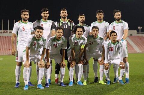 لیست نهایی تیم ملی فوتبال امید اعلام شد
