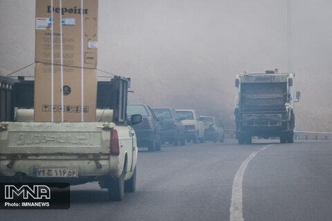 طرح جامع کاهش آلودگی هوای اراک بازنگری شود