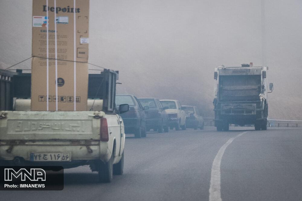 آلودگی هوا تاثیر مستقیمی با بیماری کرونا دارد