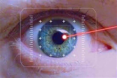 تصویربرداری لیزری چشم پیشرفته میشود