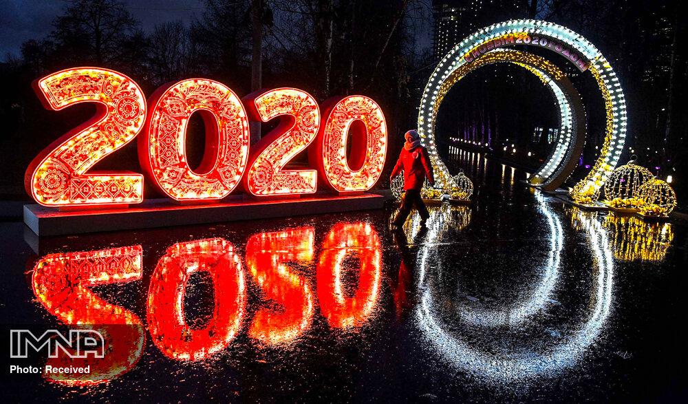 جشن های آغاز سال نو میلادی در شهرهای جهان