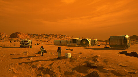 چشم انداز ناسا در سال ۲۰۲۰ میلادی