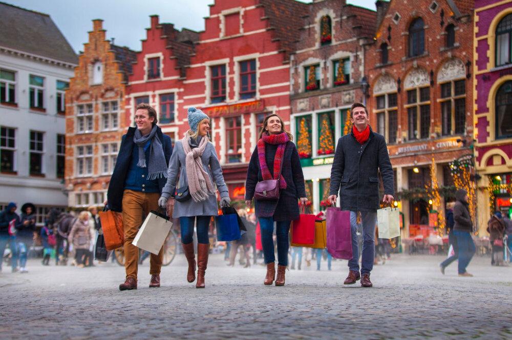 بهترین بازارهای سال نو در اروپا