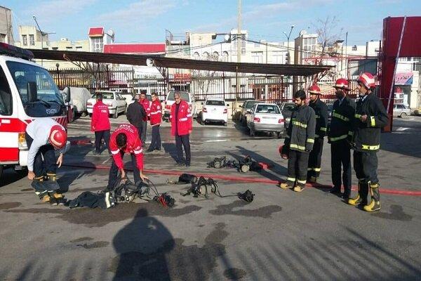 لزوم آموزش تخصصی نیروهای آتشنشان برای امدادرسانی در بافتهای فرسوده