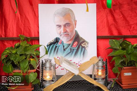 تشکیل کارگروه برای همکاری در تملک اراضی محور سردار سلیمانی