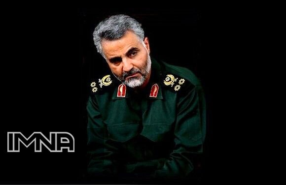 President Rouhani calls on Gen. Soleimani's family