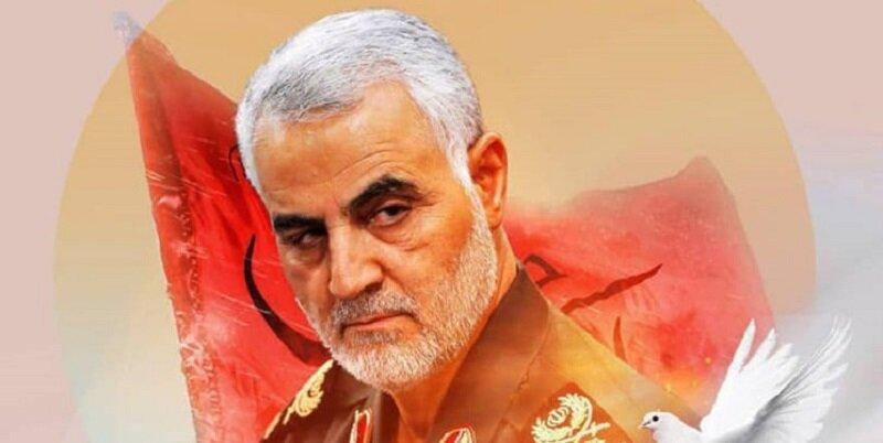 """مجموعه پلهای ورودی رینگ چهارم اصفهان به نام """"شهید سلیمانی"""" نامگذاری شد"""