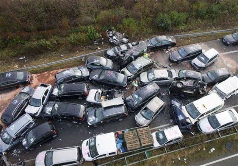 کاهش تصادفات با طراحی دستگاه شبیهساز رانندگی