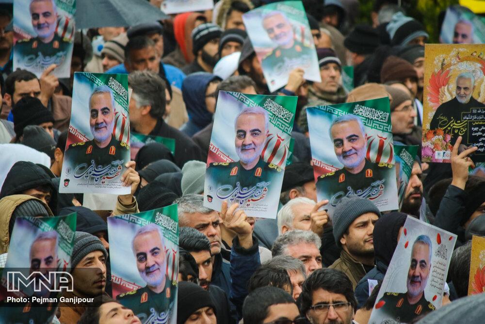رویدادهای ورزشی ایران به نام سردار شهید قاسم سلیمانی نامگذاری می شود