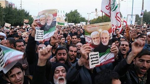 Body of Gen. Soleimani arrived in Iran for cross-country funeral