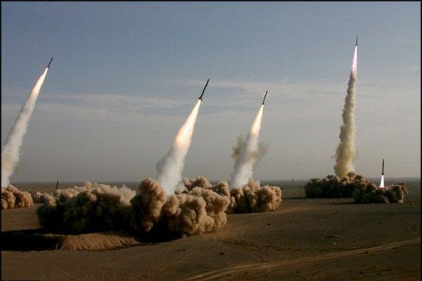 اصابت راکت به منطقه سبز بغداد
