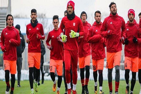 ترکیب تیم فوتبال تراکتور و نفت مسجد سلیمان اعلام شد