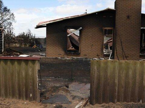 Devastating fires don't give a break to Australia!