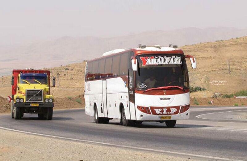 سرویس مسافر و کالای قم به اصفهان تحت کنترل استان قم است