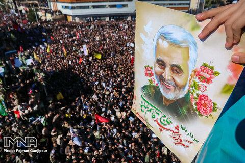 یک شرکت مخابراتی عراقی به دست داشتن در ترور شهید سلیمانی متهم شد