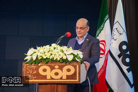 تأسیس خط هوایی اختصاصی برای اصفهان/ برداشت آب فولاد مبارکه تقریباً یک درصد است