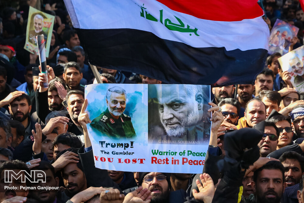 هانی زاده: حق ایران برای انتقام از آمریکا همچنان محفوظ است
