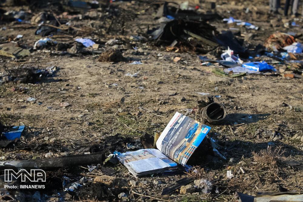 سقوط هواپیمای اوکراینی و حادثه های مشابه در جهان