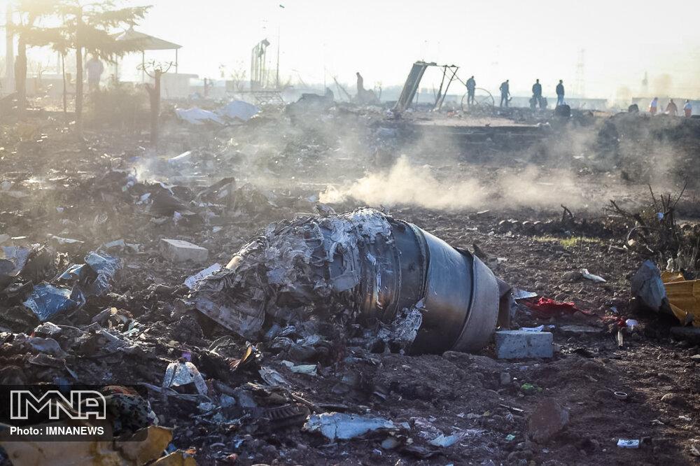 چهارمین سانحه هواپیمایی کشور