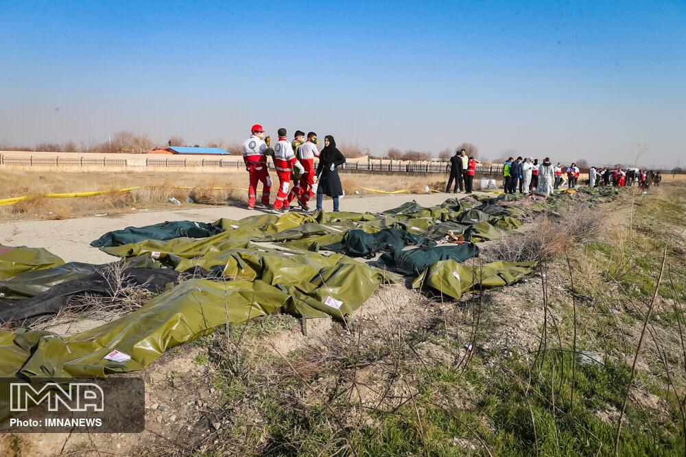 پرداخت غرامت به خانواده قربانیان هواپیمای اوکراینی پیگیری میشود