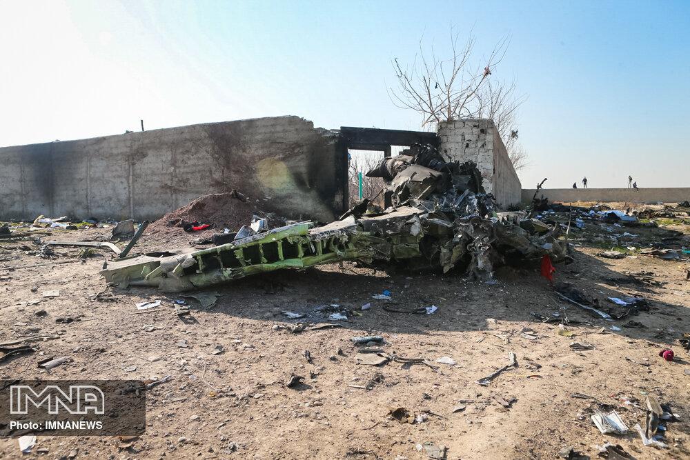 عدم ارسال جعبه سیاه هواپیما اوکراین به فرانسه