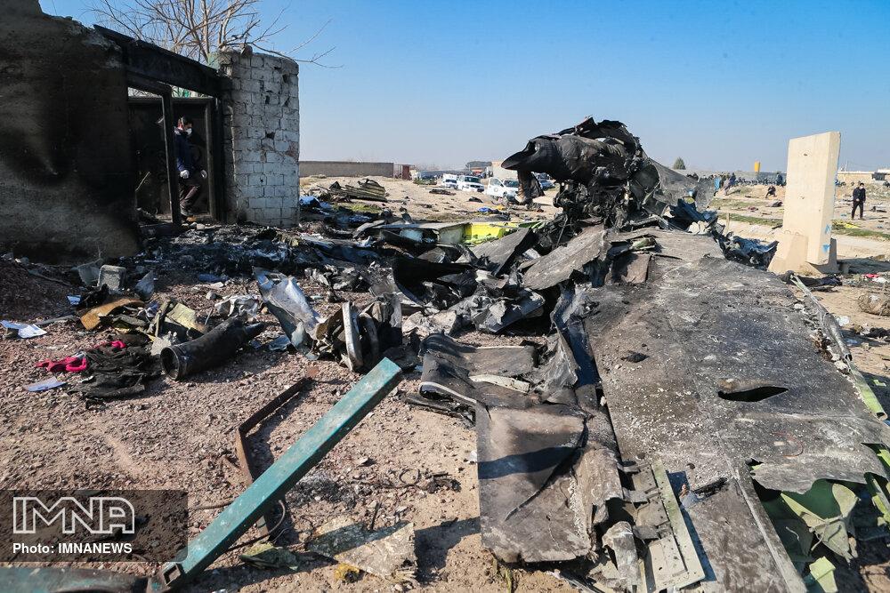 جعبه سیاه هواپیمای اوکراینی به کدام کشور رفته است؟
