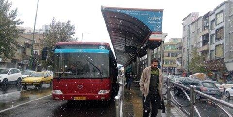 اجرای طرح اتوبوس زمستانی در مهاباد
