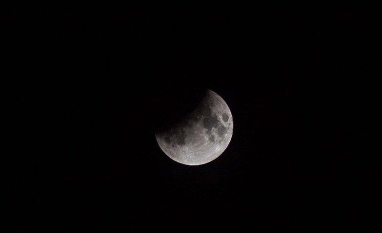 فردا ماه گرفتگی رخ میدهد
