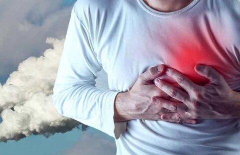 آلودگی هوا چه تاثیری بر قلب و عروق دارد؟