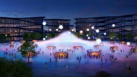 هوشمندترین شهر دنیا توسط شرکت تویوتا ساخته میشود+ عکس